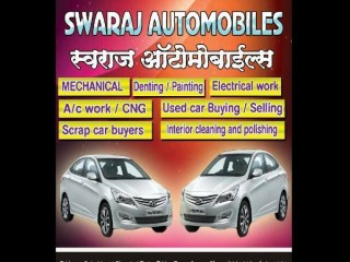 Get Denting and Painting of Your car at low rate