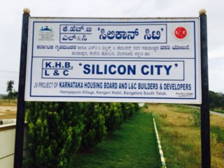 KHB Sites For Sale in Mysore Road