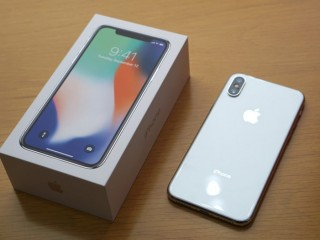Apple iphone x 256 gb
