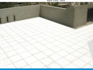 White tiles terrace tiles Manufacturer ct 72997 72997