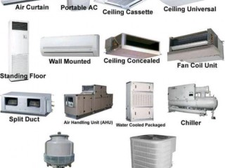 HVAC authorised sale service repair AMC